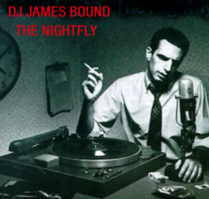 The Extraordinary DJ James Bound Show